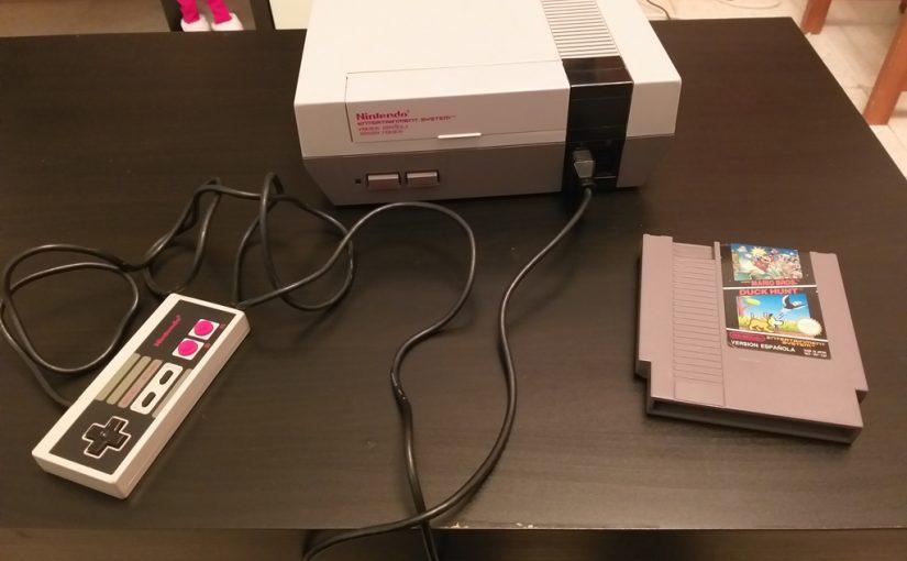 Desactivando el chip de bloqueo de una NES